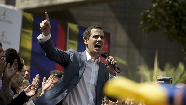Maduro mənim sözlərimdən də qorxur - Quaido
