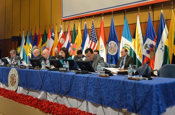 OAS to meet on Bolivia situation on Tuesday