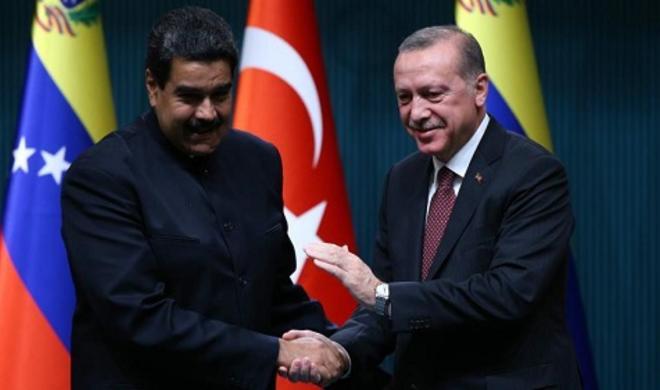 Turkish, Venezuelan leaders discuss ways to boost ties