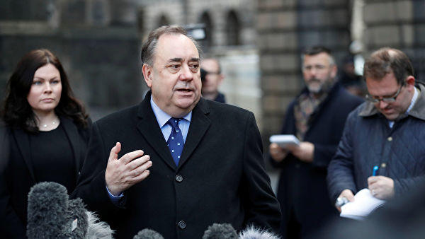 Police arrest ex-first minister over sexual harassment