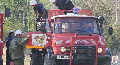 Ermənistanda zavodda yanğın: daha bir nəfər öldü
