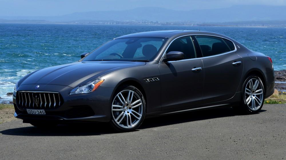 Maserati recalls over 700 vehicles in China