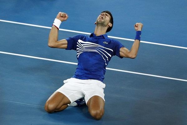 Tennis: Novak Djokovic, wife test negative for virus