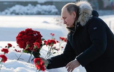 Həyatım boyunca bu kədərlə yaşayacağam - Putin