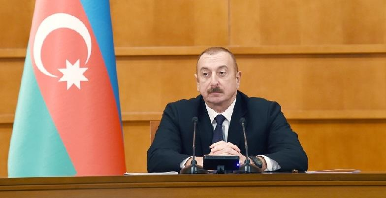 Ilham Aliyev allocates funds for redevelopment in Sumgayit