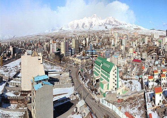 گونئی آذربایجانین بو شهرلرینه گیریش قاداغان اولوندو