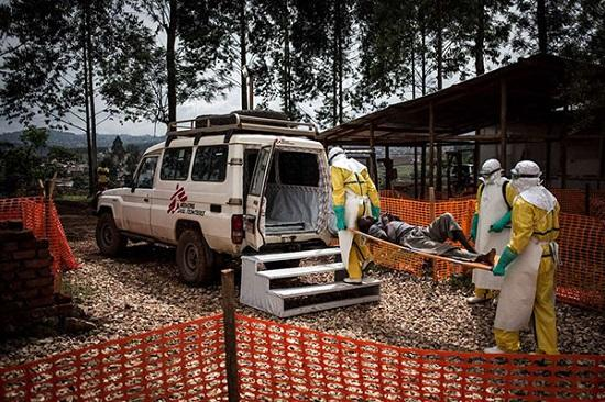 Ebola death toll in DR Congo climbs to 2,209