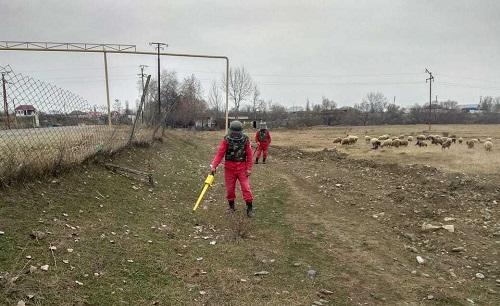В Азербайджан будут доставлены миноочистные машины