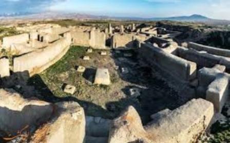 تاریخه مهرونو ووران افسانوی حسنلی تپهسی- فوتو