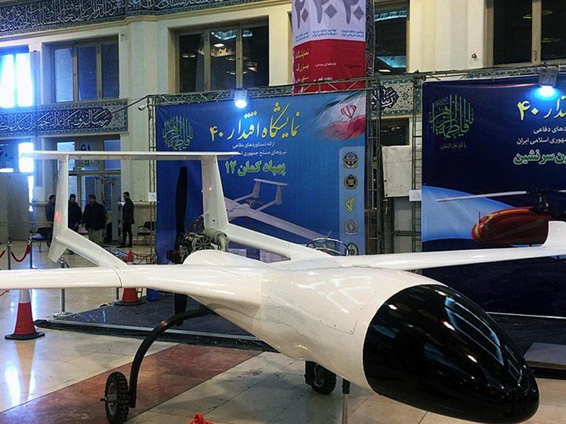 İran İsrailə qədər uça biləcək PUA-lar hazırladı
