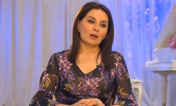Nailə İslamzadə ana obrazında - Video