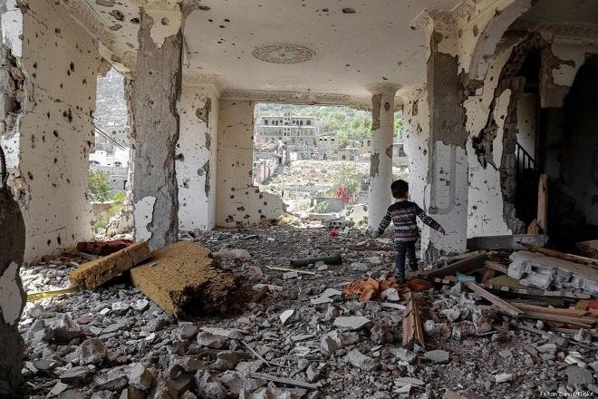 Mine explosion in Yemen killed 18, injured 32