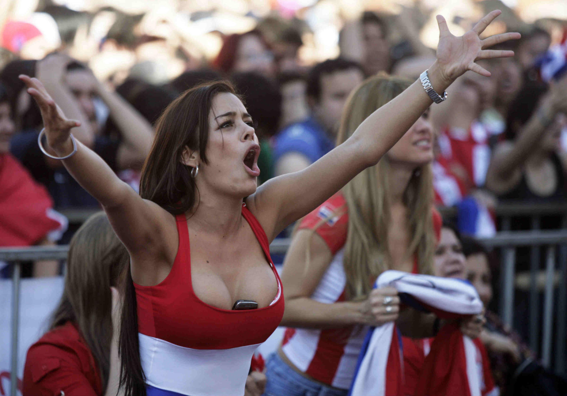 Football fans experience 'dangerous' levels of stress
