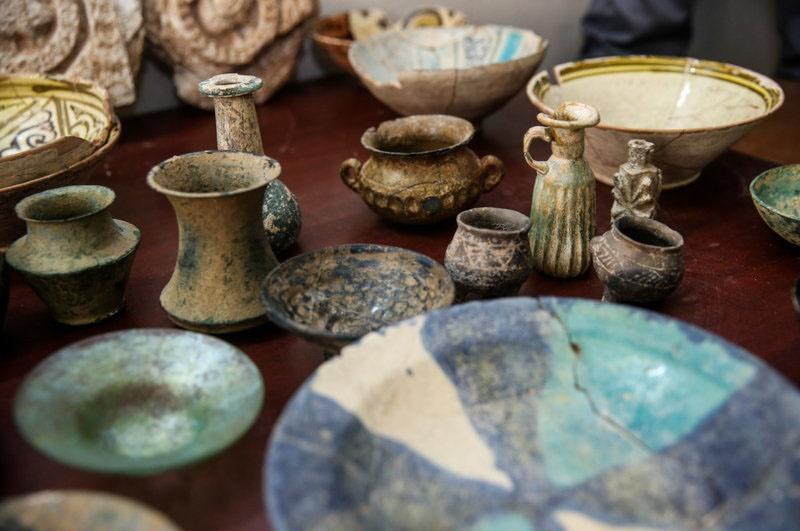 Azərbaycanda tikinti zamanı qədim əşyalar tapıldı