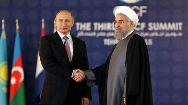Ruhani Putinlə danışdı: Sazişin qorunması...