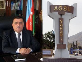 Başçı Ağsunu niyə bayraqsız qoydu? - Foto