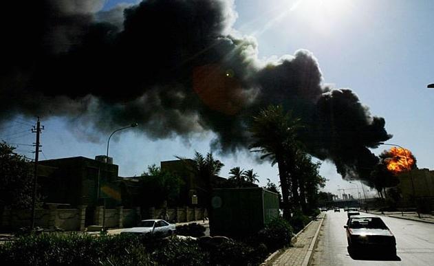 На электростанции Ирана произошел взрыв
