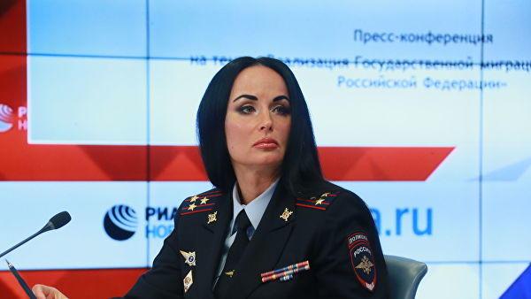 Путин присвоил Ирине Волк звание генерал-майора