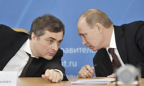 Surkovun istefası: Donetsk və Luqansk qaytarılır? - Şərh