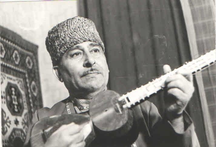 Xalq artistinin nadir müsahibəsi üzə çıxdı – Foto