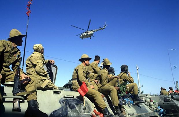 Вооруженное нападение в Афганистане, 8 погибших