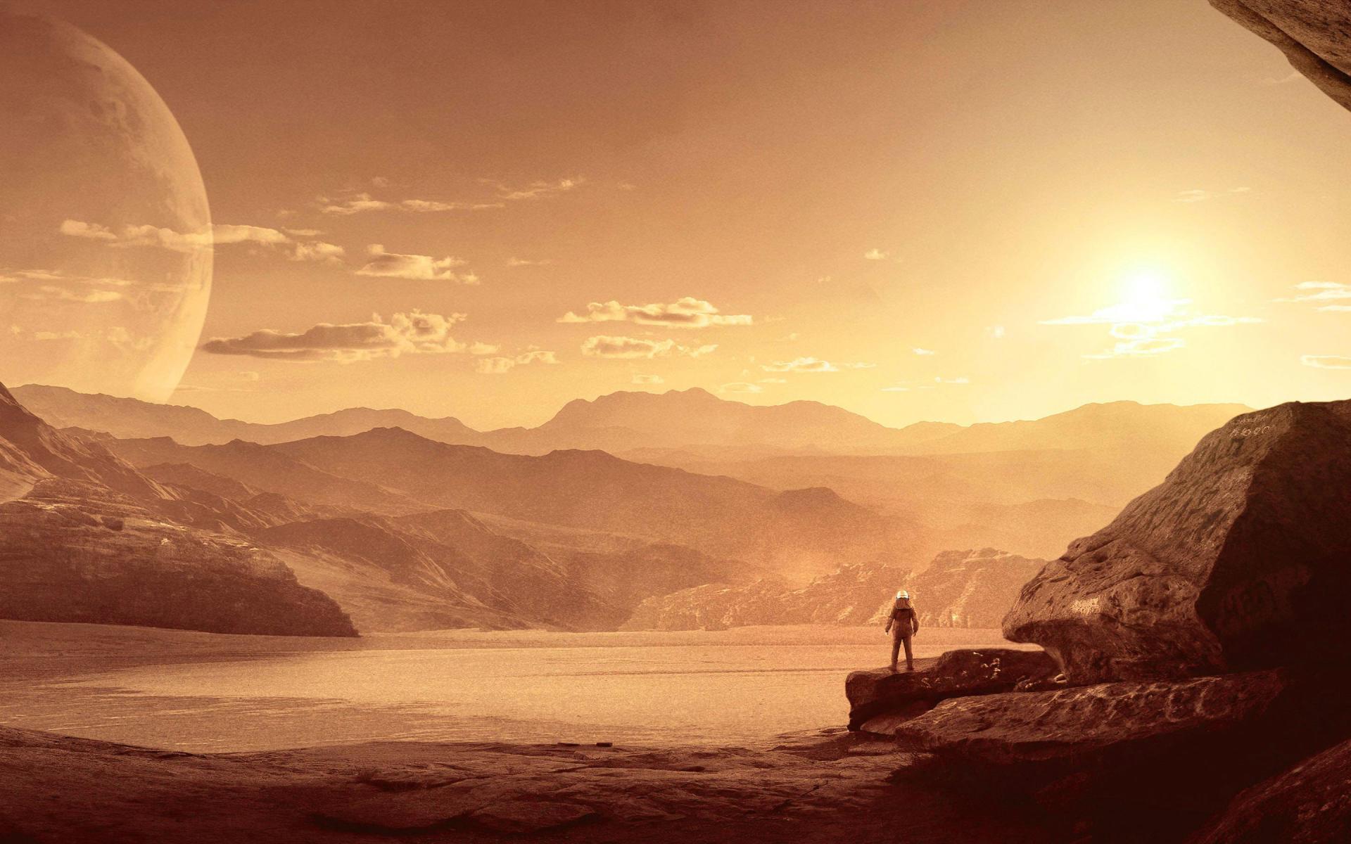 Dünya tarixində ilk: Marsda zəlzələ qeydə alındı