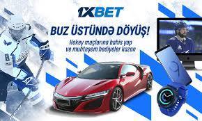 1xBet-dən yeni aksiya: Honda NSX avtomobilini qazanın