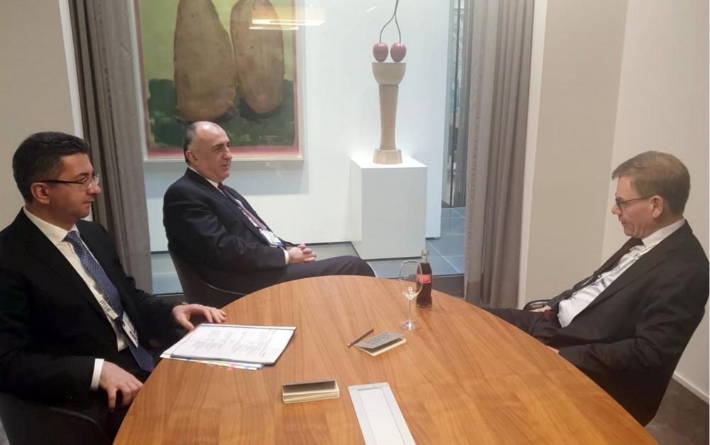Bundestaq üzvü Qarabağ barədə məlumatlandırıldı