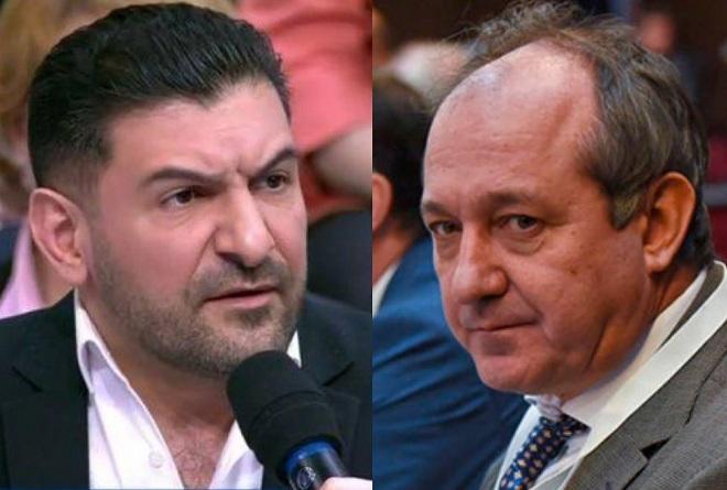 """Abbasov """"Bakını vurmaq"""" təklifi edəni Zatulinəcən qovdu - Video"""