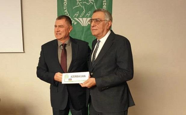 Azərbaycan Balkan Atletika Assosiasiyasına üzv oldu