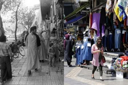 ایراندا ایسلام اینقیلابیندان سونراکی ۶ دییشیکلیک