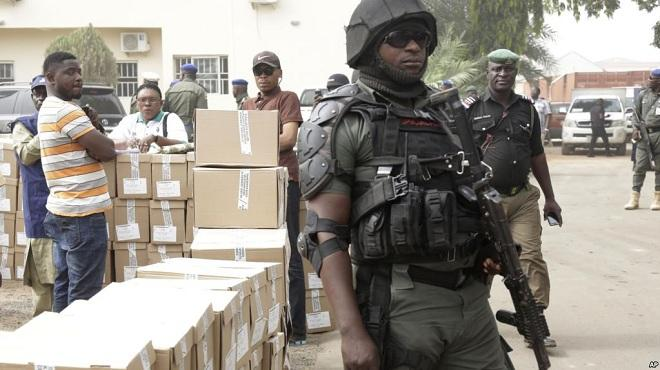 Armed groups attacked villages in Nigeria