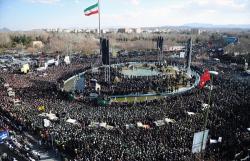 ایران ایسلام اینقیلابدان سونرا گونئیده آنا دیلی اوغروندا موباریزه