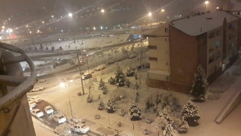 هوا تبریز برای گروههای حساس ناسالم است