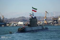 Новинка иранского флота - Фоторепортаж