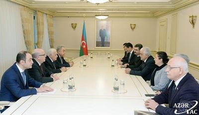 Azerbaijan, Turkey hail their friendship as indestructible