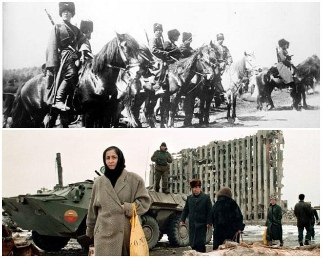Исторические факты. Как Баку помогал чеченцам