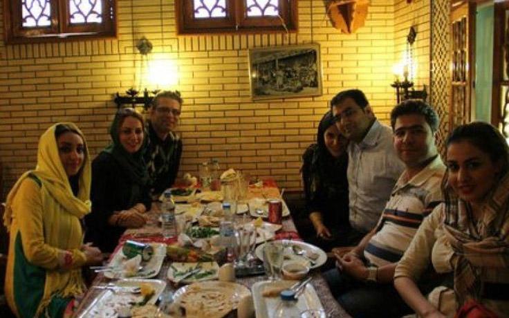 تهراندا ۱۸۰ رستوران باغلاندی - سبب