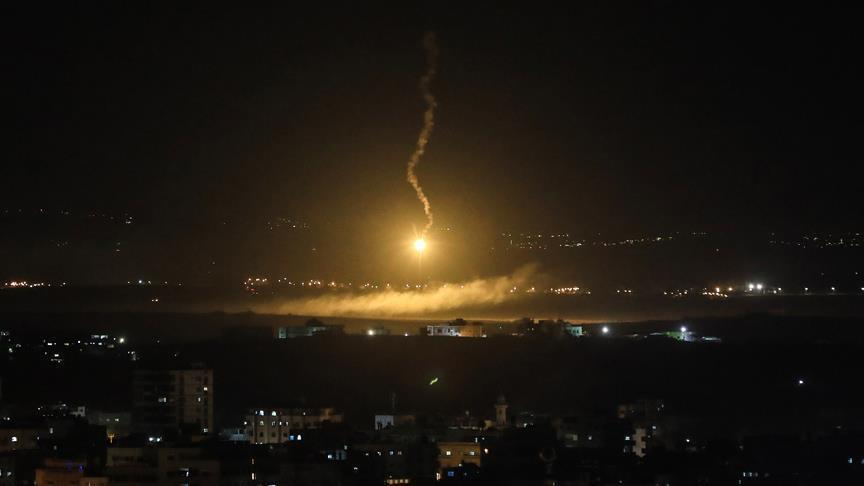 Israel strikes Hamas-linked sites in northern Gaza