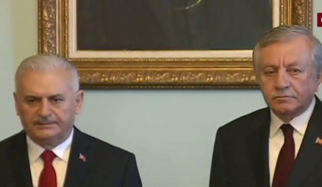 В парламент Турции назначен временный председатель