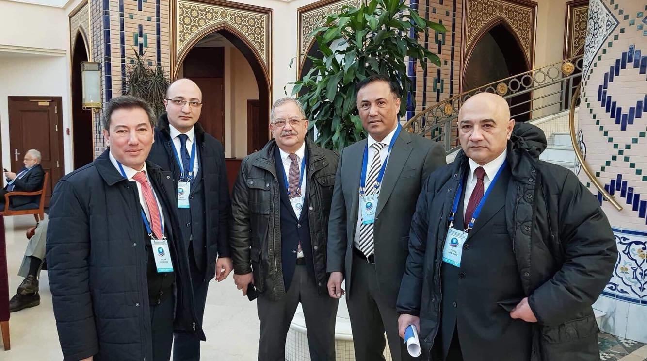 Tanınmış ekspertlərimiz beynəlxalq konfransda - Foto