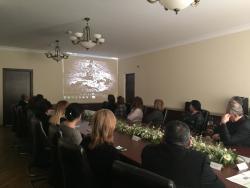 В Хазарском районе почтили жертв Ходжалы