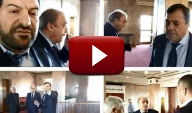 Как Керимова с позором выгоняли со встречи аксакалов – Видео