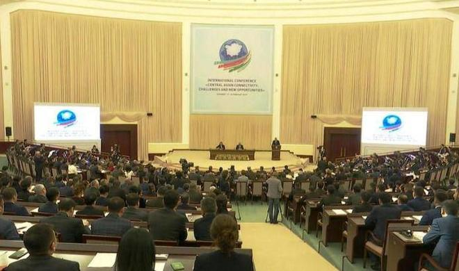 Об агрессии Армении с трибун ташкентской конференции