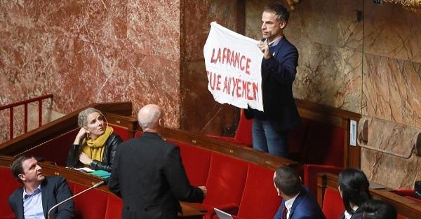 Parisdə parlament qalmaqalı: Fransa Yəməndə öldürür