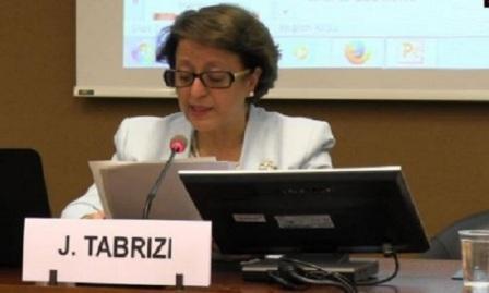 ایران حبسخانالاریندا وضعیت آغیردیر - ژاله تبریزی – ویدئو