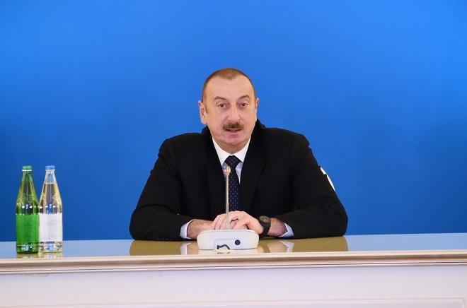 Yeni mərhələdə başlıca prinsip: öncə Azərbaycan! - Foto