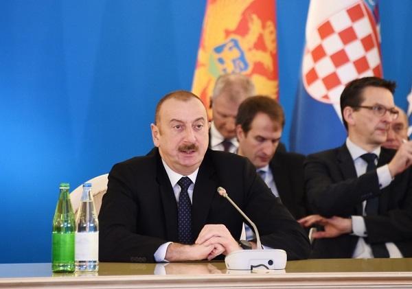 Bakıda nazirlərin V iclası: Prezident iştirak edir - Foto