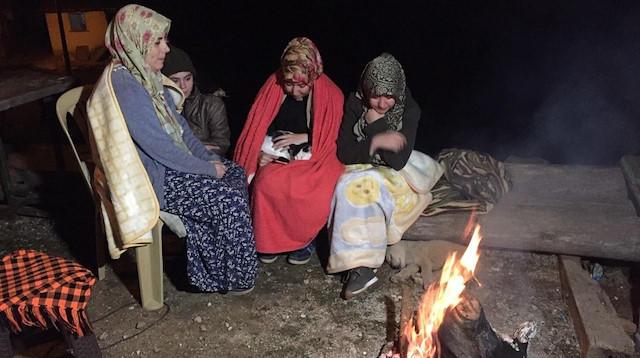 Второе за сутки землетрясение на западе Турции