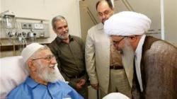 ایرانین سونونون یاخینلاشدیغینی دئیهن آخوند یوخا چیخدی